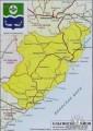 Карта Ольгински р-он