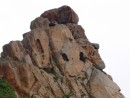 Камни и лагуны бухты Триозерье. Лазовский район.