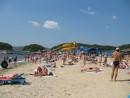 """Пляж, турбаза """"Океан"""" в Андреевке. Хасанский район."""