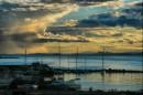 Вид на п-ов песчанный, Бухта кирпичного завода.. Фото А.Тарасов  IWEDS.RU