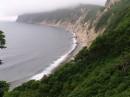 Вид с острова Петрова. Лазовский заповедник. Лазовский район
