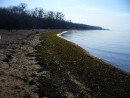 Пляж на Санаторной