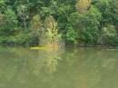 Фокинское водохранилище с северной стороны г.Пидан.