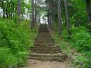 Лестница ведущая к храму