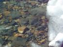 Прозрачная вода зимой