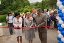 """Владивостокский """"Ботанический сад"""" 2008.06.21 открытие оранжереи."""