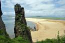 Мыс Островок Фальшивый и остров Фуругельма
