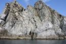 Скалы и гроты полуострова Гамова. Морская прогулка вокруг полуострова Гамова (до морского заповедника). Хасанский район.
