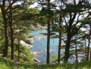 скалы, островки