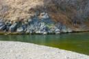 Скала возле Мыса Олимпиады