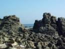 Суровые скалы