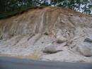 Песчаная осыпь