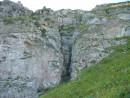 Скалы на острове