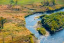 Виды на долина реки Уссури и её окружение.