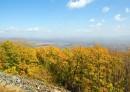 Вид с гор возле Новой Михайловки