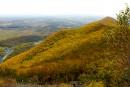 Вид на долину реки