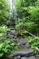 лестница к лагерю