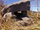 Священный камень. Гора Пидан. Шкотовский район.