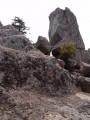 Камни горы Пидан. Шкотовский район.