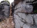 Каменный коридор. Гора Пидан. Шкотовский район.