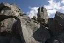 Камни. Гора Пидан. Шкотовский район.