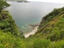 один из пляжей в Холерке