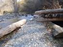 один из мостов разрушен