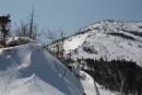 Вершина. Гора Пидан в апреле. Шкотовский район.