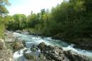 Река то быстра