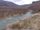 Река Тигровая.  Ущелье щеки Дарданеллы. Партизанский район.