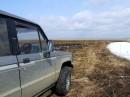 Джип на болотах