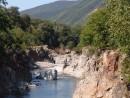 Река Милоградовка. Лазовский район.