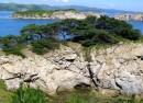 Вид с острова Спасения (бухта Спасения, ДВГМЗ)