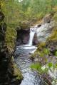 Водопад Арсеньевский, р. Правая Амгу (Тернейский р-н)