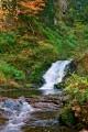 Водопад на р. Средняя Амгу (Тернейский р-н)