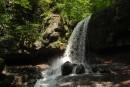 Кравцовские водопады лето.