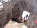 Пещеры хребта Чандолаз. Партизанский район.