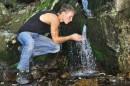 """""""Есть вода которую пьют чтобы жить. И есть живая вода..."""""""