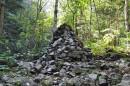 Пидан - это камни, насыпанные Богом, а это камни, насыпанные человеком, который возомнил себя Богом)