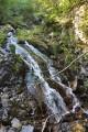 Спускающийся скатом приток реки Ойра.