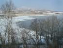 Бухта Северная, вдали гора Янковского