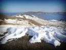 Вид на острова Антипенко и Сибирякова