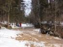 06.По замерзшему ручью вниз.