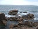 Скалы побережья Тернея