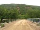 Мост через реку Заболоченную
