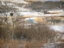 Река Малка, возле Славянки.