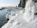 Ледяной балкон. Полуостров Брюса.
