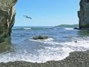 Маленькая бухточка на полуострове Брюса