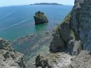 Вдали остров Антипенко