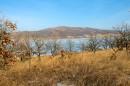 Озеро Родниковое, гора Бутакова.